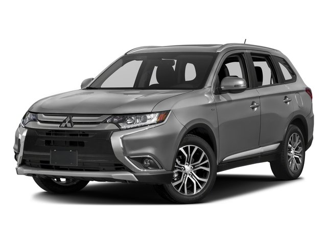 Pre-Owned 2016 Mitsubishi Outlander