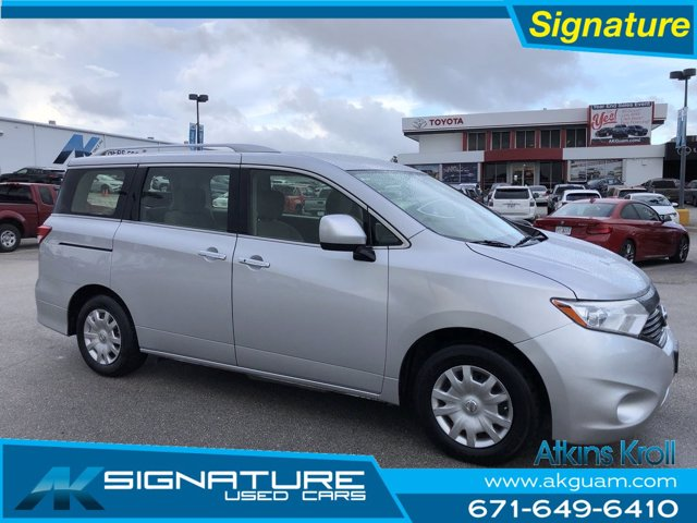 Pre-Owned 2016 Nissan Quest