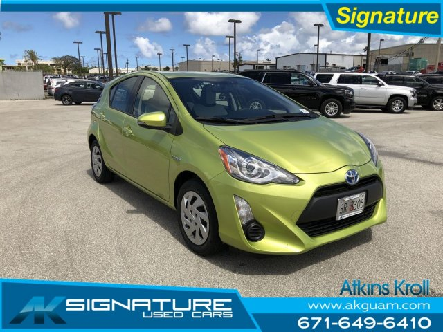Pre-Owned 2015 Toyota Prius c