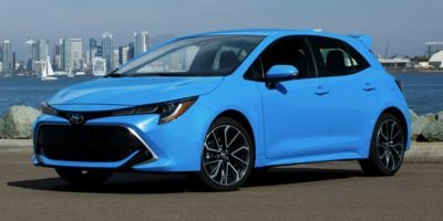 New 2020 Toyota Corolla Hatchback
