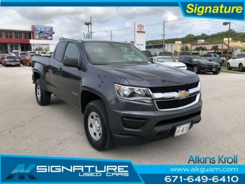 Pre-Owned 2017 Chevrolet Colorado 2WD WT