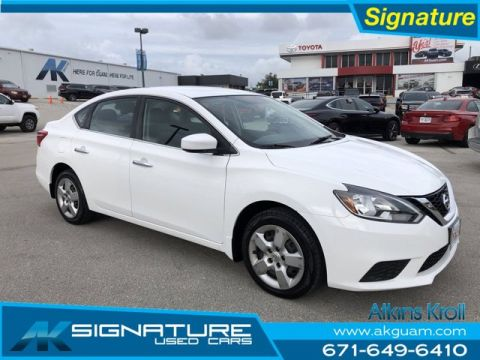 Pre-Owned 2016 Nissan Sentra 18