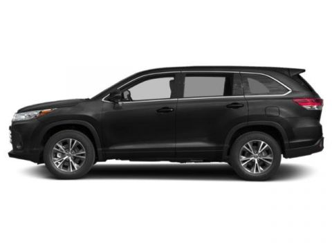 New 2019 Toyota Highlander LE Plus Black Edition