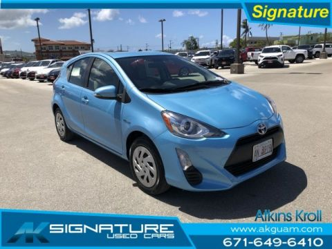 Pre-Owned 2016 Toyota Prius c